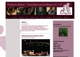 tierheim-hanau.de