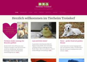 tierheim-troisdorf.de