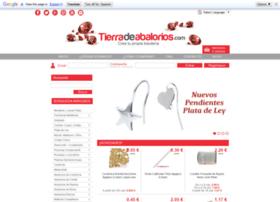 tierradeabalorios.com