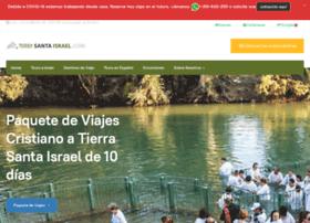 tierrasantaisrael.com
