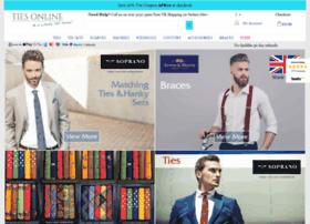 Ties-online.com