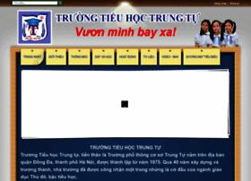 tieuhoctrungtu.edu.vn