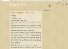 tieuthuyetkt.blogspot.com