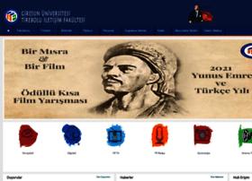 tif.giresun.edu.tr