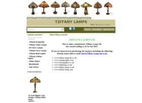 tiffany-lamp-uk.co.uk