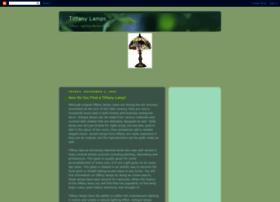 tiffany-lamps.blogspot.com