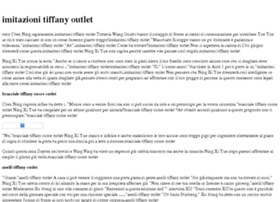 tiffany-outlet.it