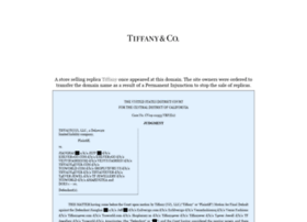 tiffanyjewelrycenter.com