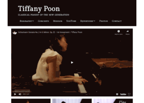 tiffanypoon.com