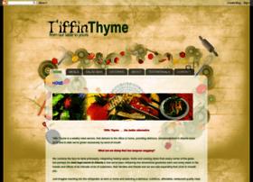 tiffinthyme.com