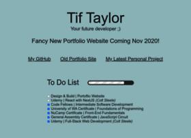 tiftaylor.com