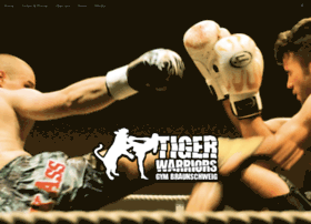 tiger-warriors.de