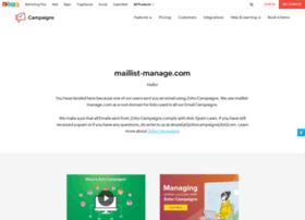 tiger.maillist-manage.com