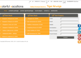 tigerairwaysholidaypackages.com