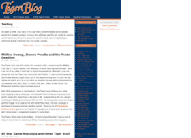 tigerblog.net