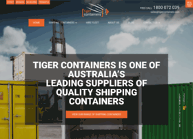 tigercontainers.com