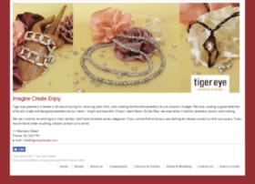 tigereyebeads.com