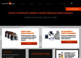 tigerfoam.com