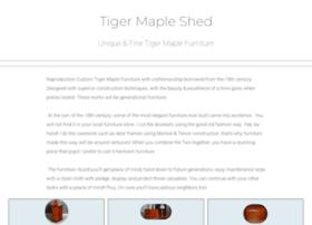 tigermapleshed.com
