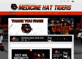 tigershockey.com
