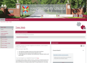 tigerweb.hsc.edu