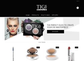 tigi-cosmetics.com