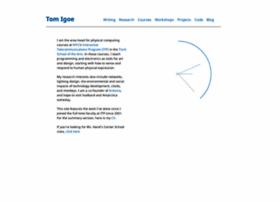 tigoe.com