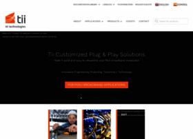 tiinetworktechnologies.com