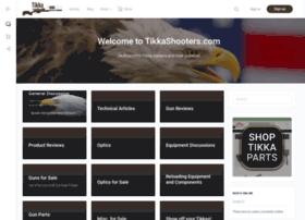 tikkashooters.com