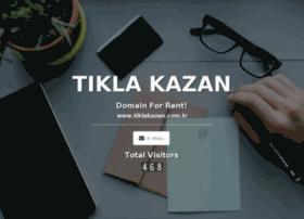 tiklakazan.com.tr