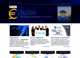 tilcom-bg.com