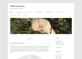 tildenlanefarm.com