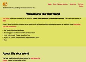 tileyourworld.com