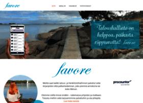tilifavore.fi