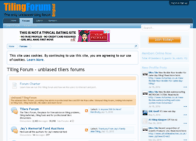 tilingforum.co.uk