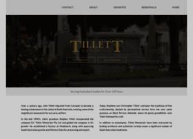 tillett.com.au