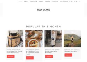 tillyjayne.com