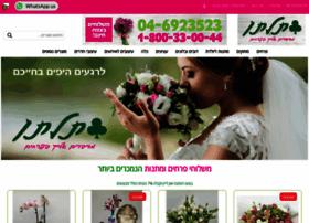 tiltan-flowers.co.il
