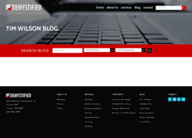 tim.analyticsdemystified.com