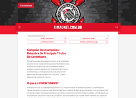 timaonet.com.br
