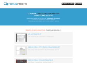 timbateamz.forumpro.fr
