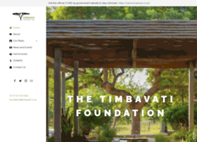 timbavatifoundation.co.za