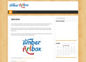 timberartbox.com