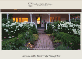 timbercliffecottage.com