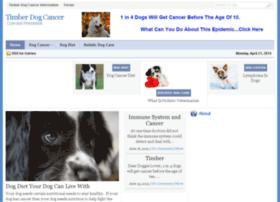 timberdogcancer.com