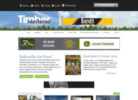 timberharvesting.com
