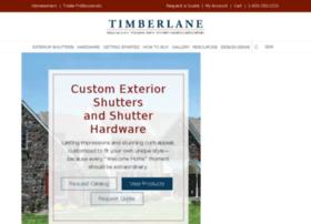 timberlaneshutters.com