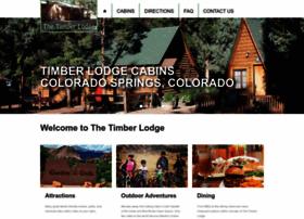 timberlodgecabins.com