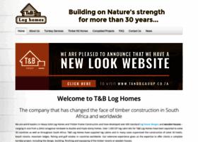 timberloghomes.co.za