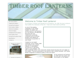 timberrooflanterns.co.uk